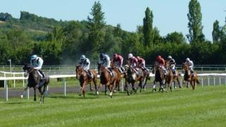 競馬のイメージ画像。