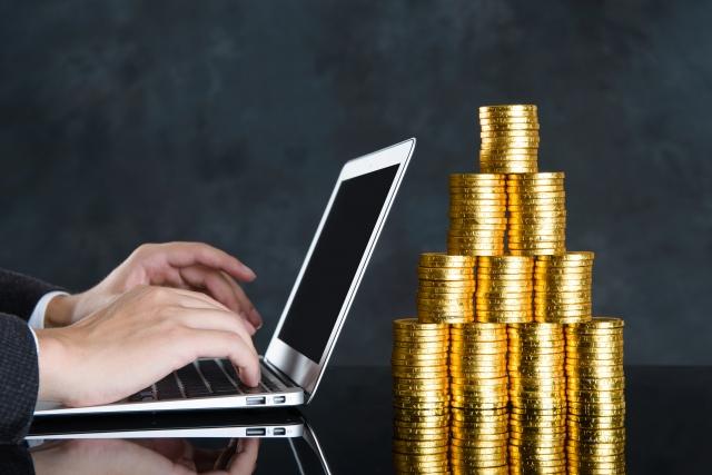 ブックメーカー投資のイメージ画像。